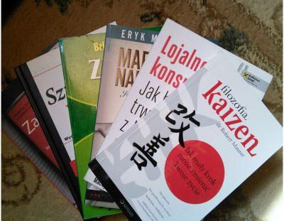 Sześć książek, które powinieneś znać