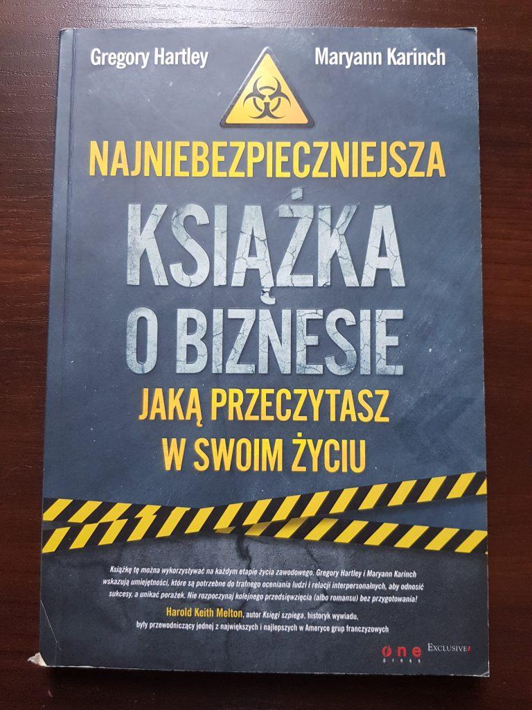 Najniebezpieczniejsza książka obiznecie